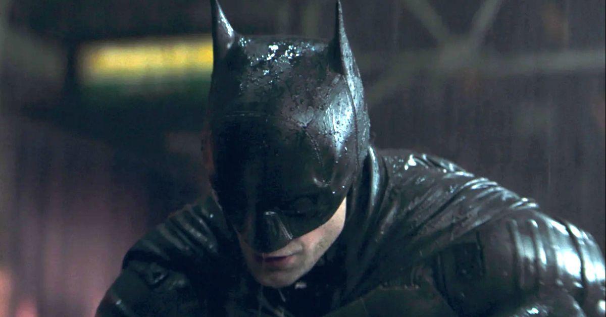the batman robert pattinson trailer dc fandome