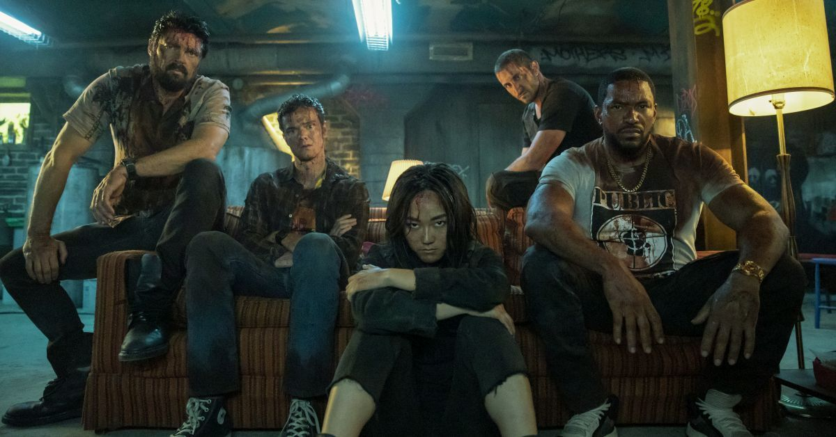 the boys season two original team