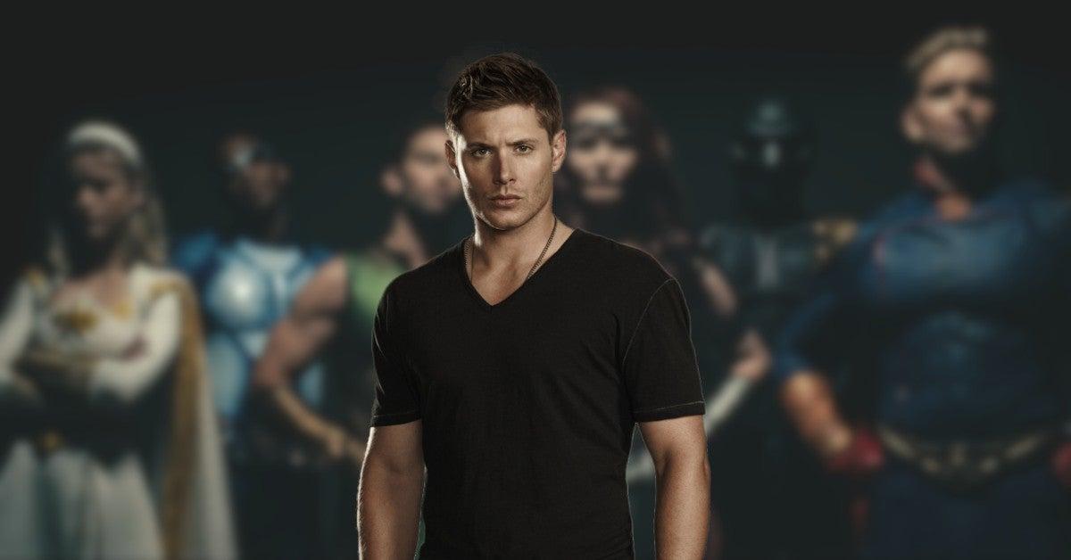 The Boys seson 3 Jensen Ackles