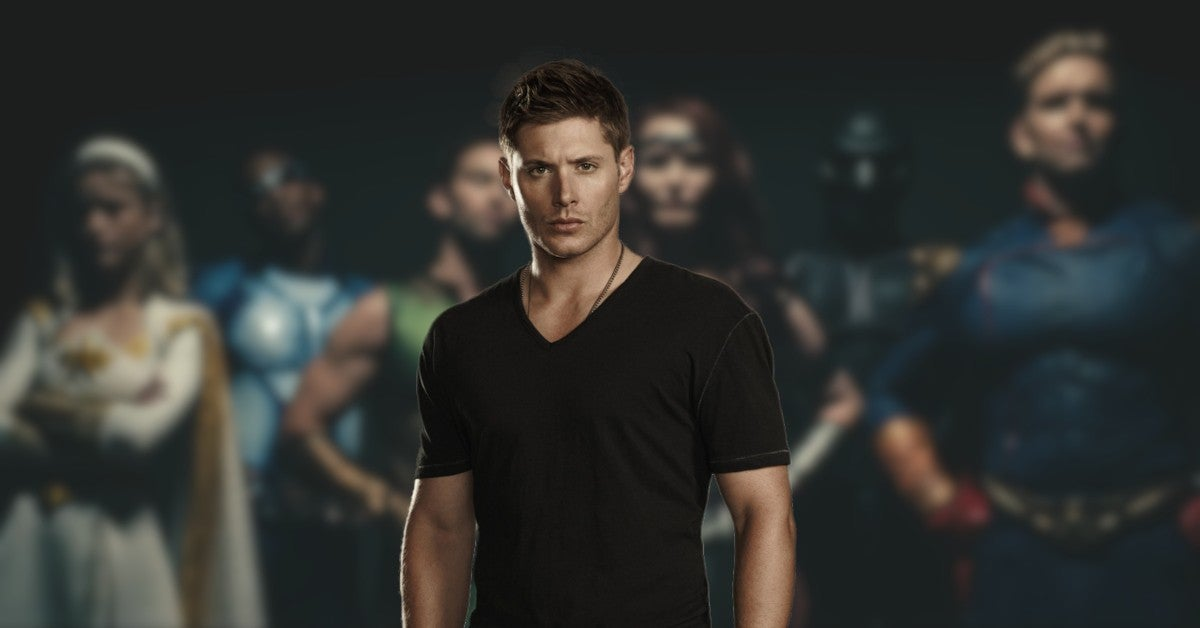 The Boys seson 3 Jensen Ackles