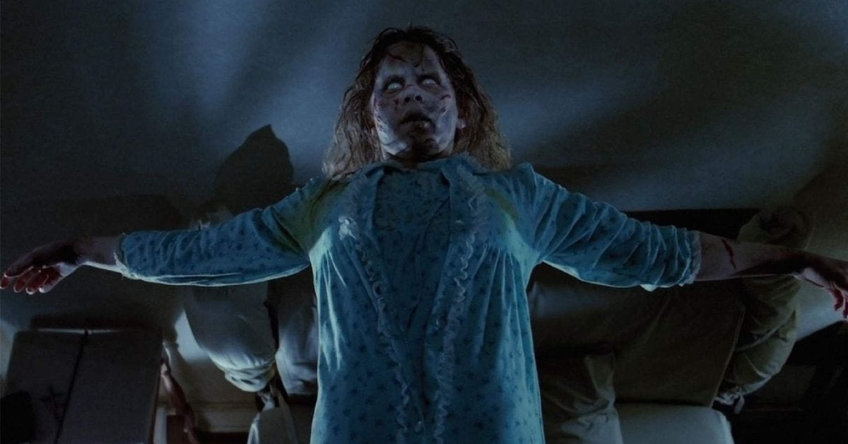 the exorcist movie linda blair 1973
