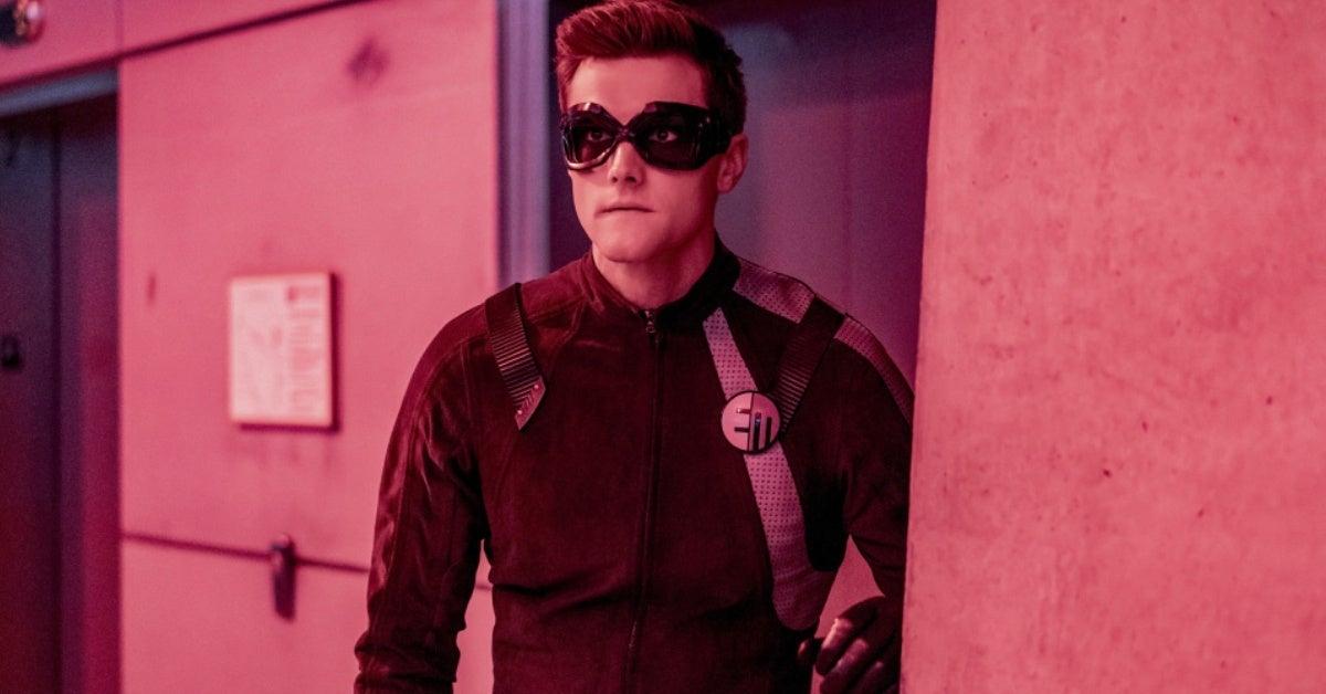the flash elongated man season 7