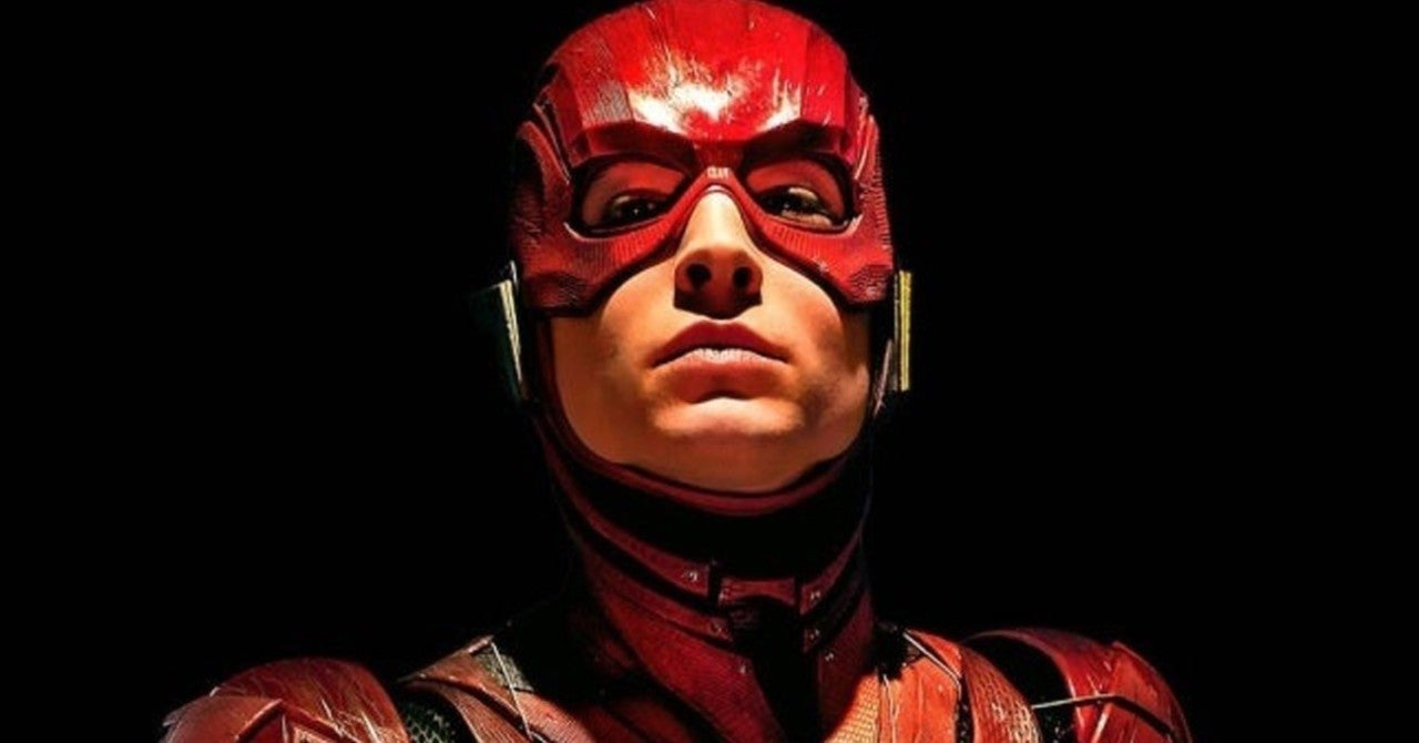 comicbook.com - Nicole Drum - The Flash Movie Starring Ezra Miller, Ben Affleck, and Michael Keaton Now Filming