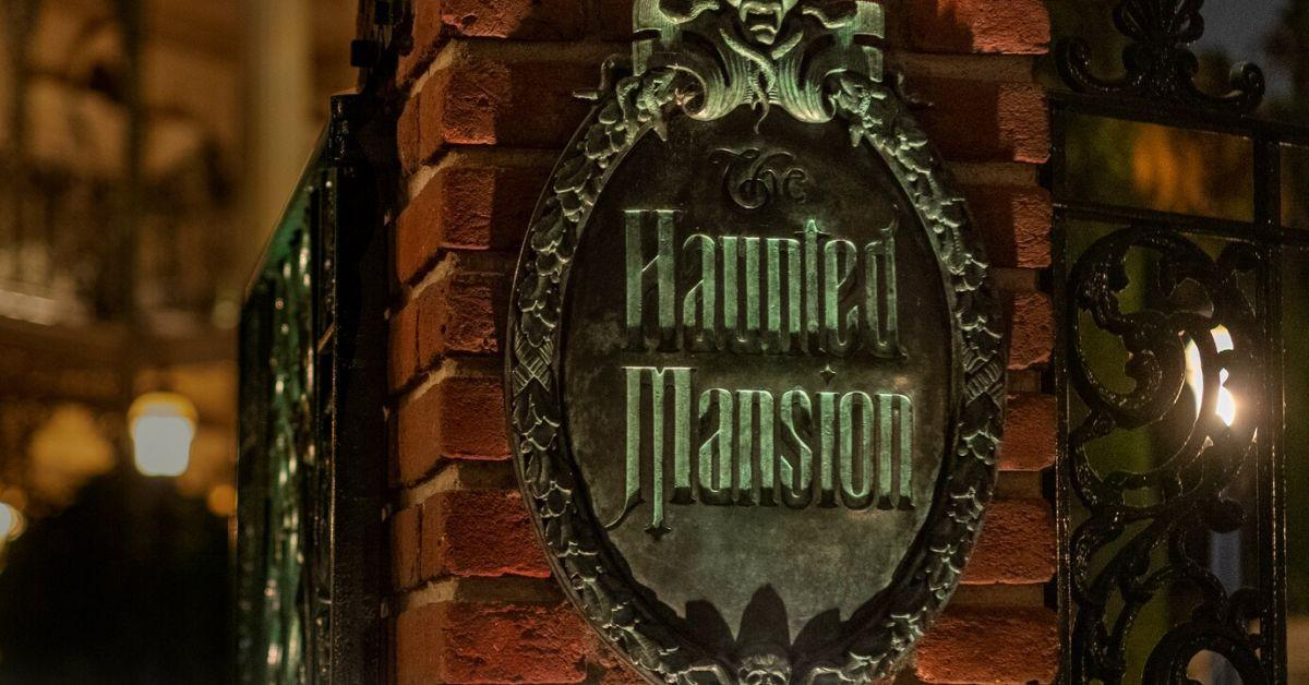 the haunted mansion reboot