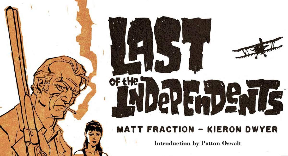 The Last of the Independents Review - Cover