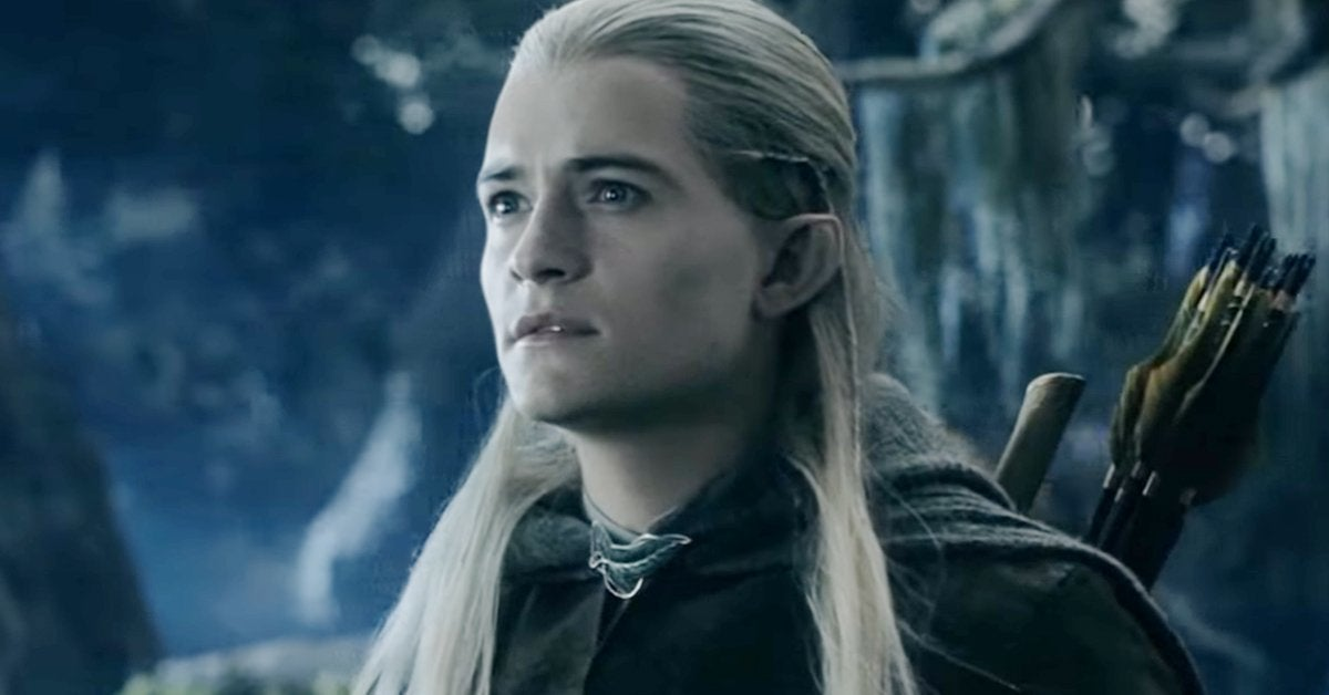the lord of the rings legolas orlando bloom