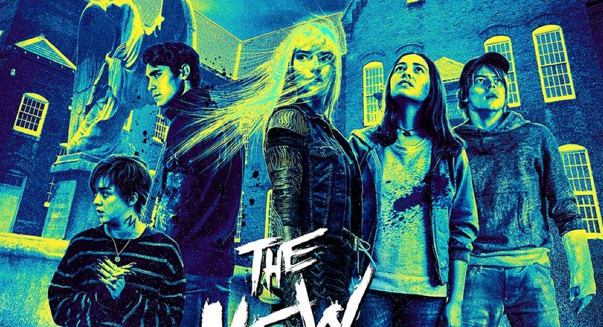 the new mutants imax poste