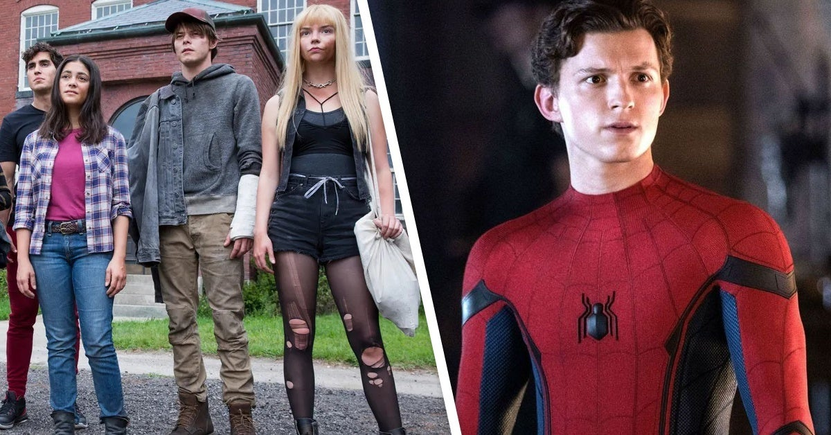 the new mutants spider man
