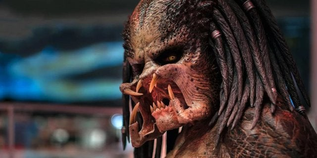 the predator movie2018