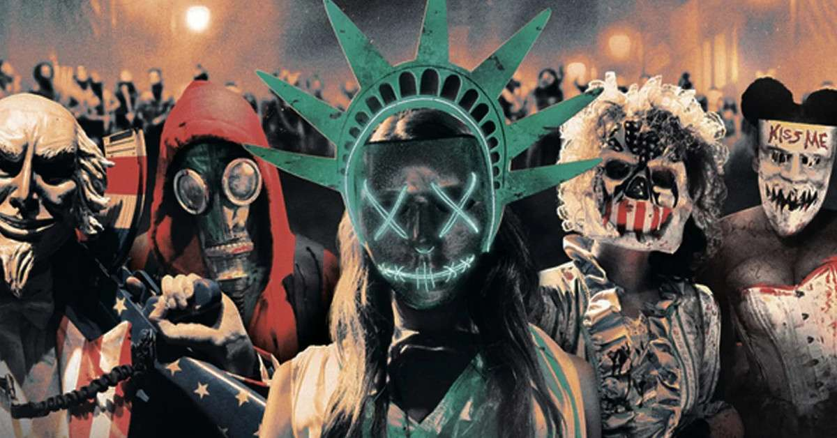 The Purge Election Year RNC