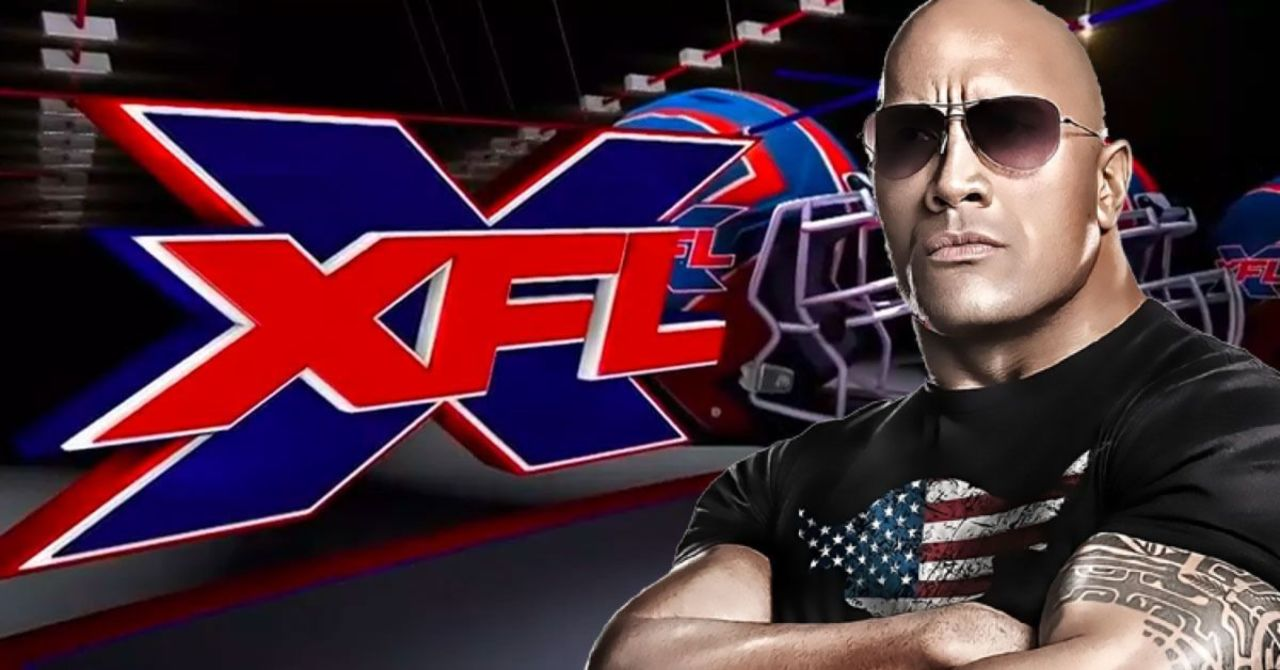 The Rock Says He May Suit Up And Play In XFL Games