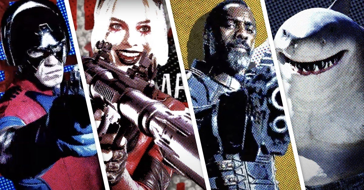 the suicide squad cast reveal dc fandome