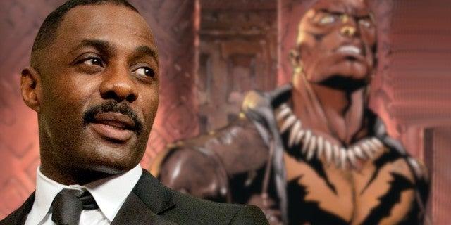 The Suicide Squad Idris Elba Bronze Tiger Teaser