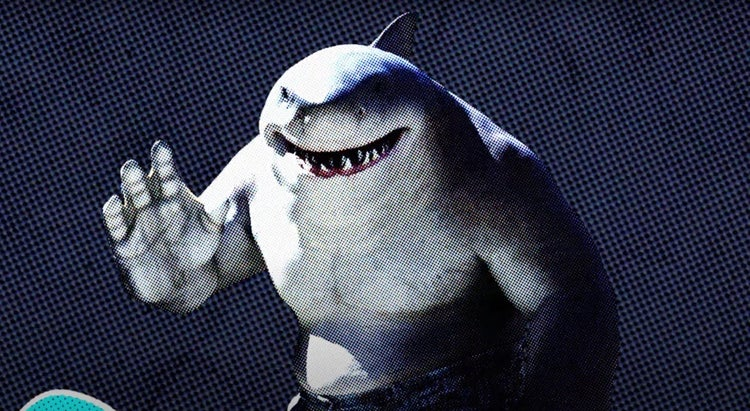 the suicide squad king shark steve agee