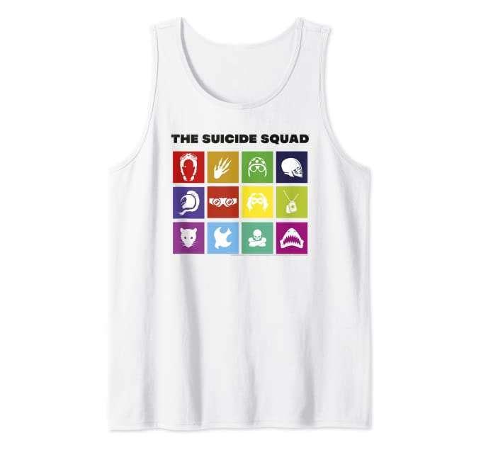 The Suicide Squad Promo Art Shirt Amazon