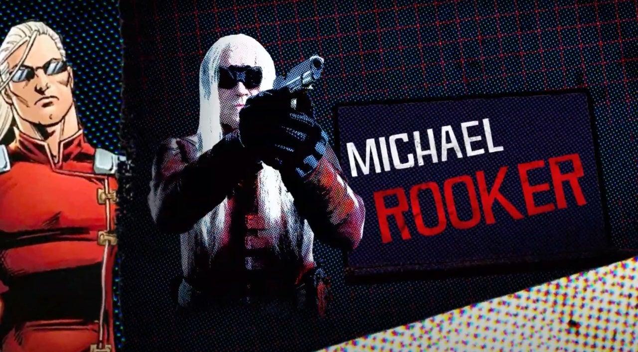 the suicide squad savant michael rooker
