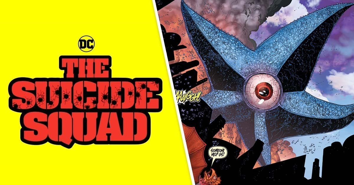 the suicide squad who is starro