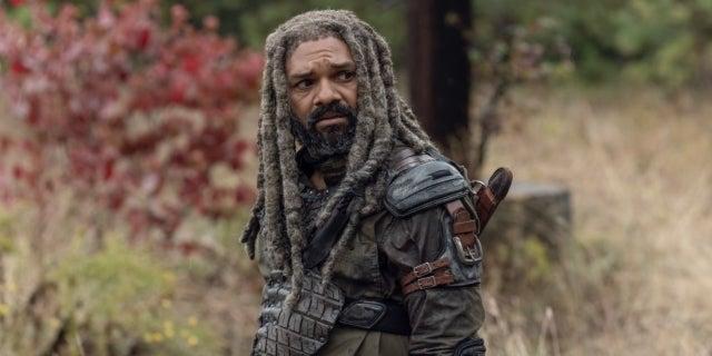 The Walking Dead King Ezekiel Khary Payton