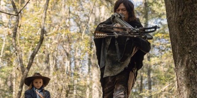 The Walking Dead Season 10 Daryl Judith Grimes