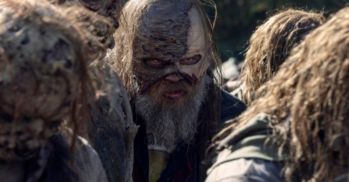 The Walking Dead Season 10 Finale Whisperer War