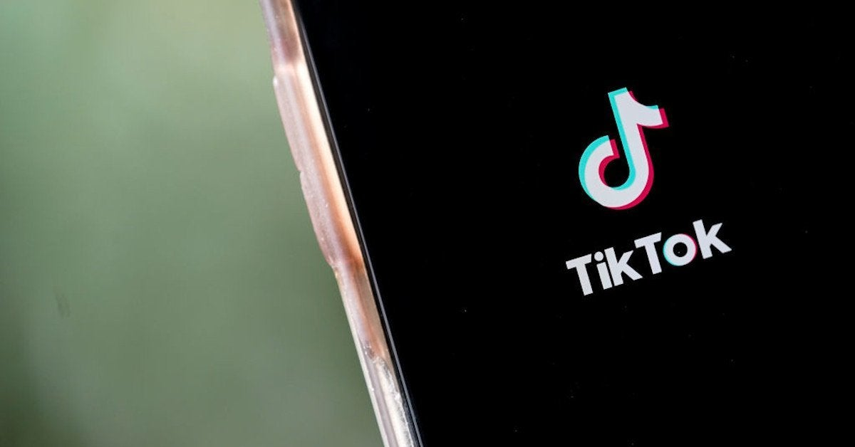 TikTok Twitter Trump Ban Banned