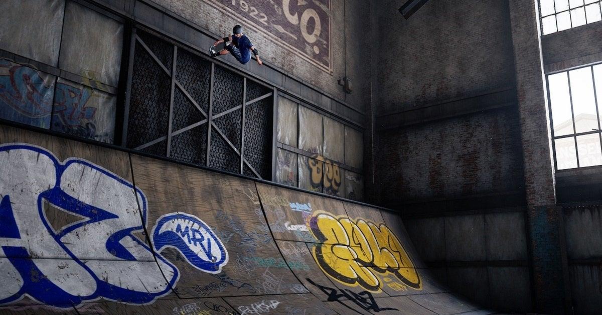 Tony Hawk's Pro Skater 1 2 Demo