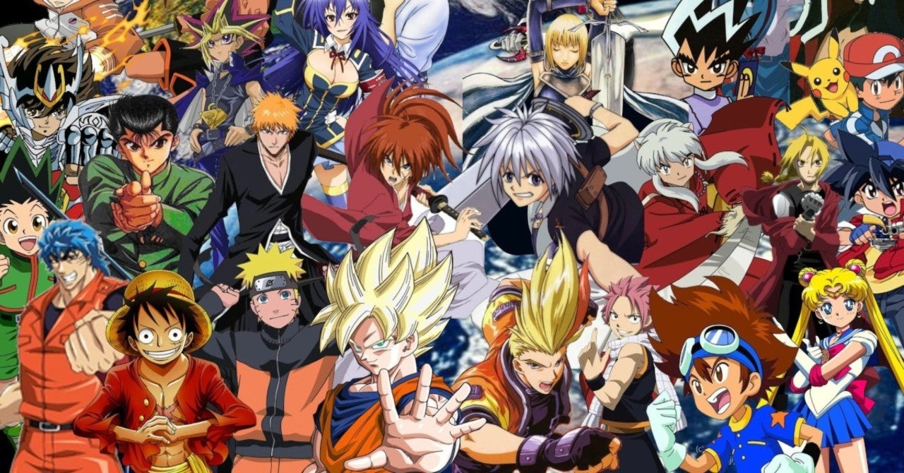Anime Fans Rank the Shows They'd Watch for the Rest of Their Lives