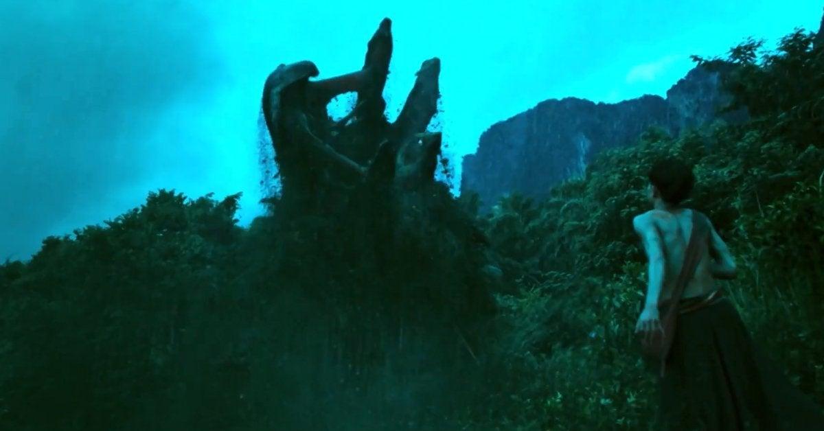 tremors shrieker island movie monster