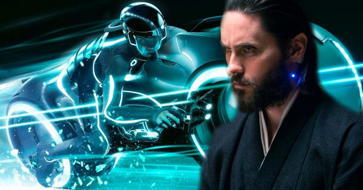Disney's New Tron Movie with Jared Leto Lands Oscar-Nominated Director