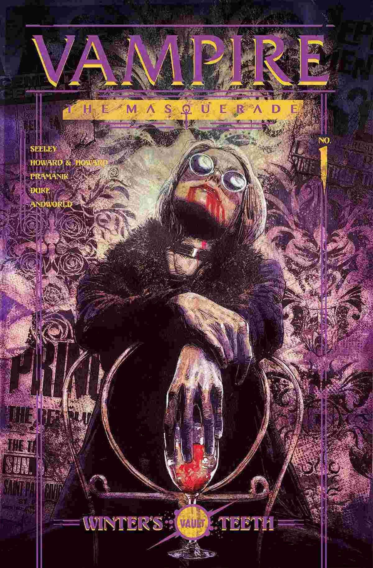 Vampire the Masquerade #1
