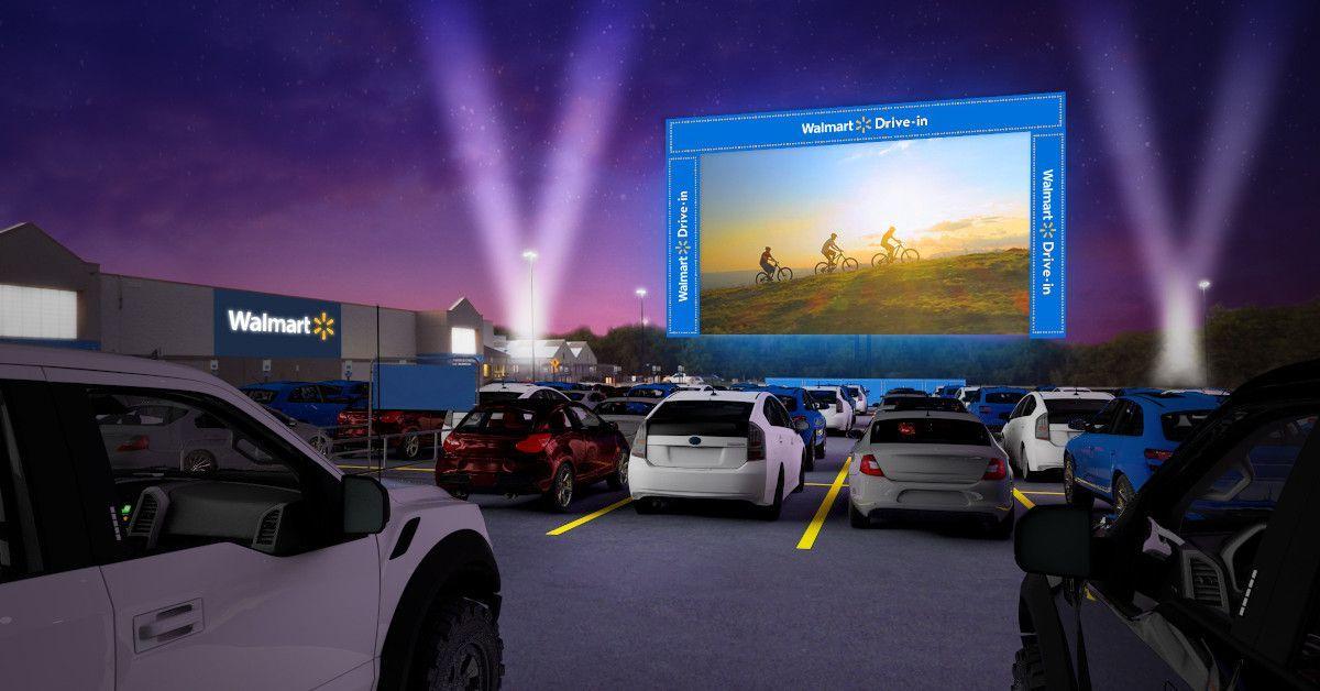 Walmart Drive-Ins