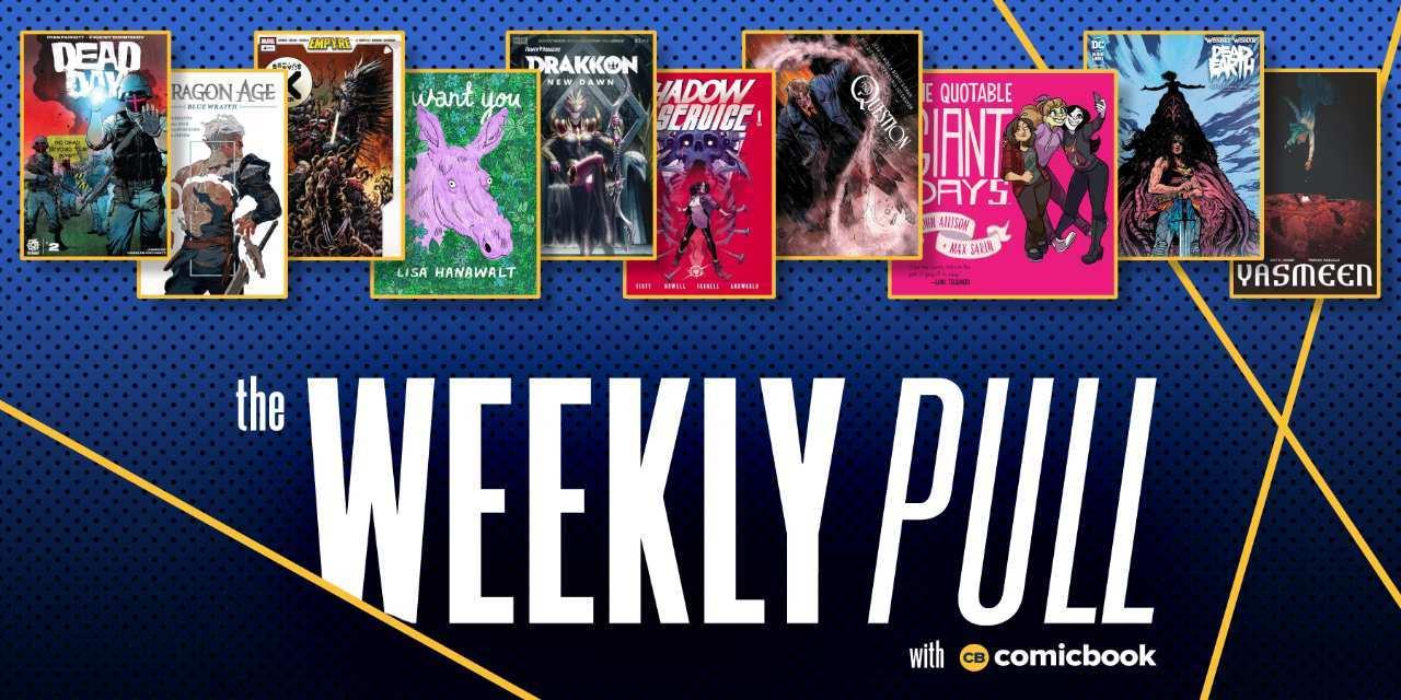 weekly pull week of august 19th