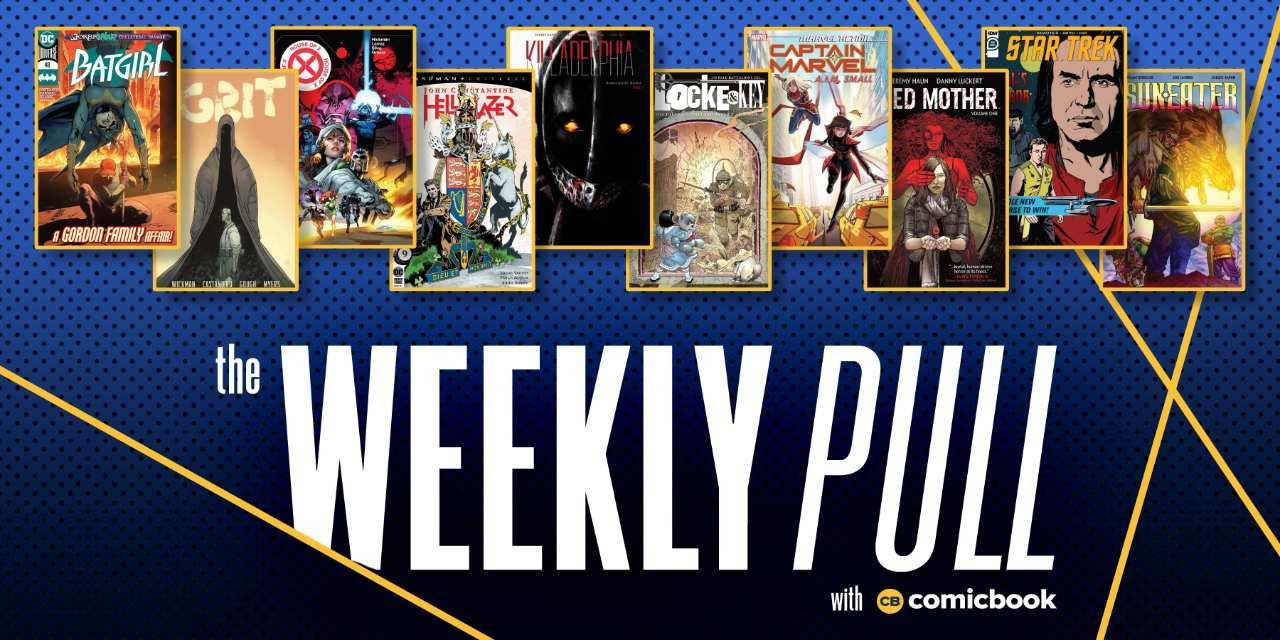 weekly pull week of august 26th