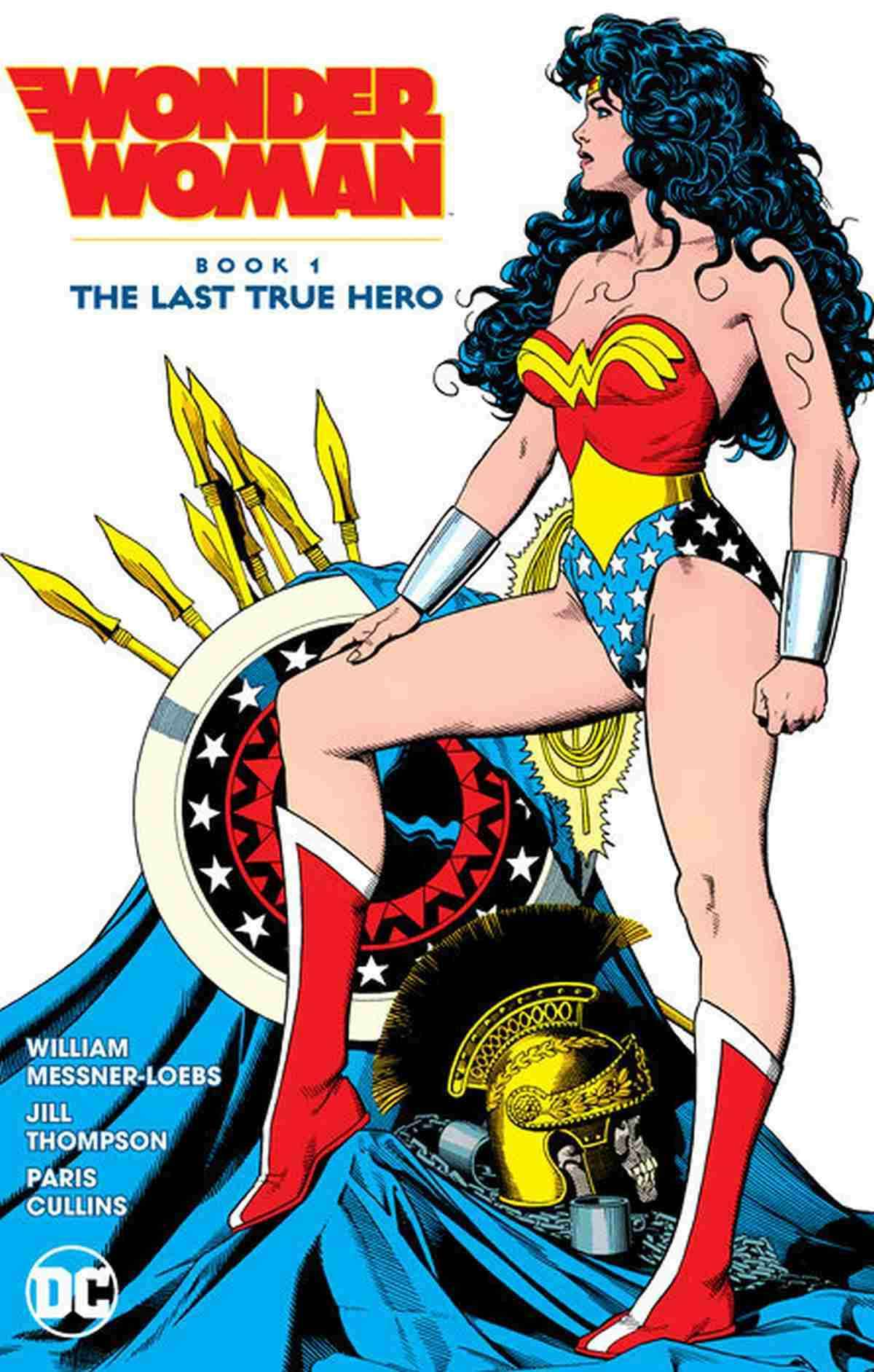 Wonder Woman Book 1 The Last True Hero