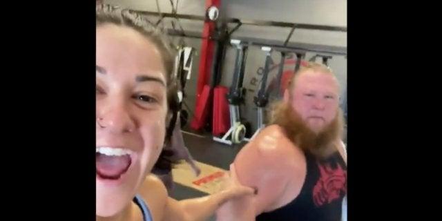 WWE-Bayley-Otis-Mandy-Rose-Steal-Your-Man