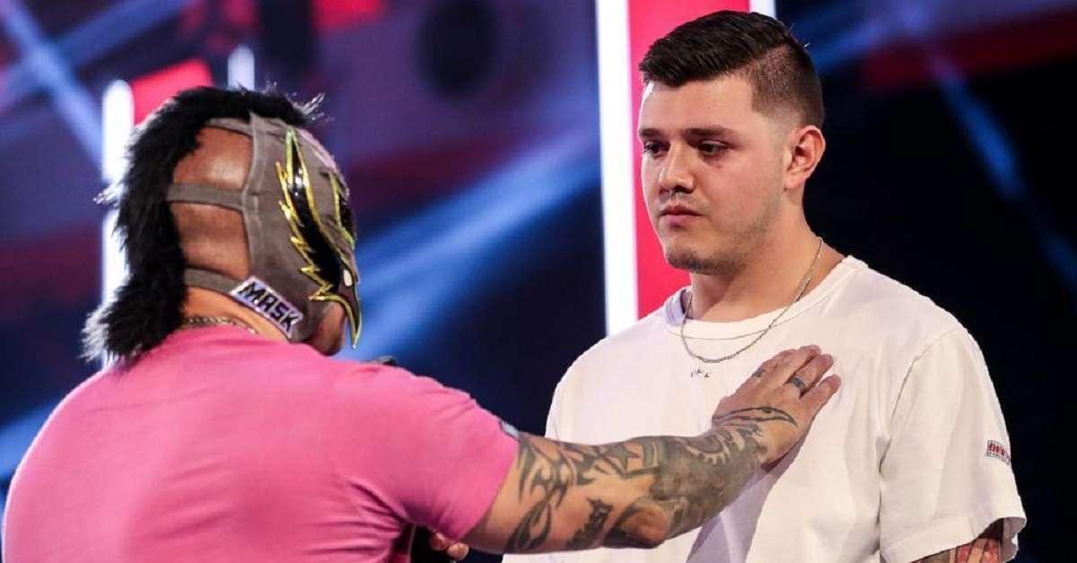WWE Dominik Mysterio