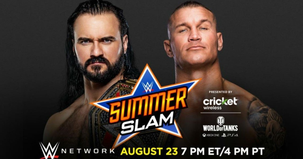 WWE SummerSlam 2020's Host City Reportedly Confirmed