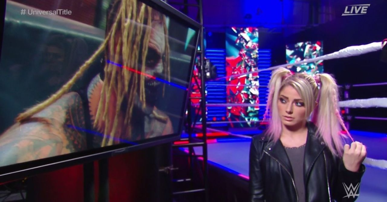 Alexa Bliss Unhappy With WWE Over Recent Absence From PPV? 2