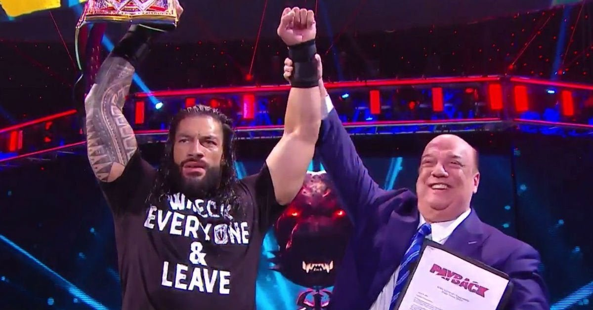 WWE-Roman-Reigns-WWE-Payback-Paul-Heyman-Heel
