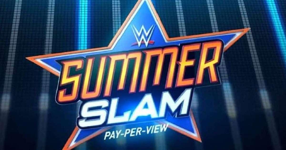 WWE Summer Slam Amway Center