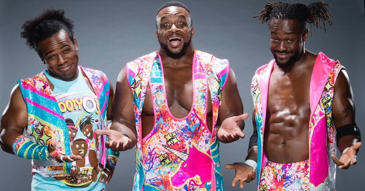 WWE-Xavier-Woods-New-Day