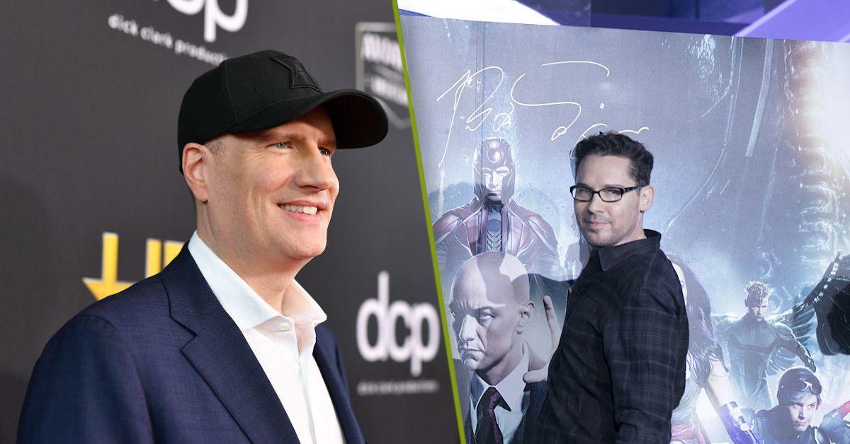 X-Men Kevin Feige Bryan Singer