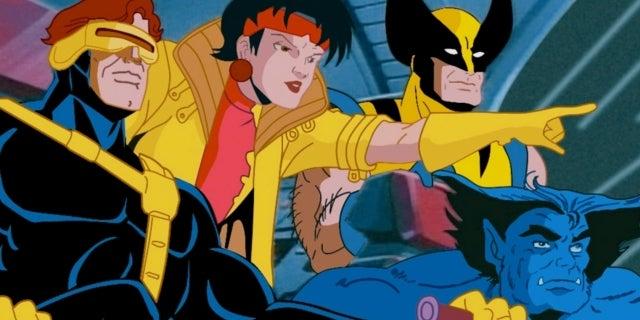 X-Men The Animated Series Beast