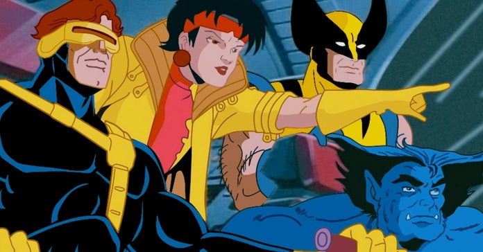 X-Men The Animated Series Beast