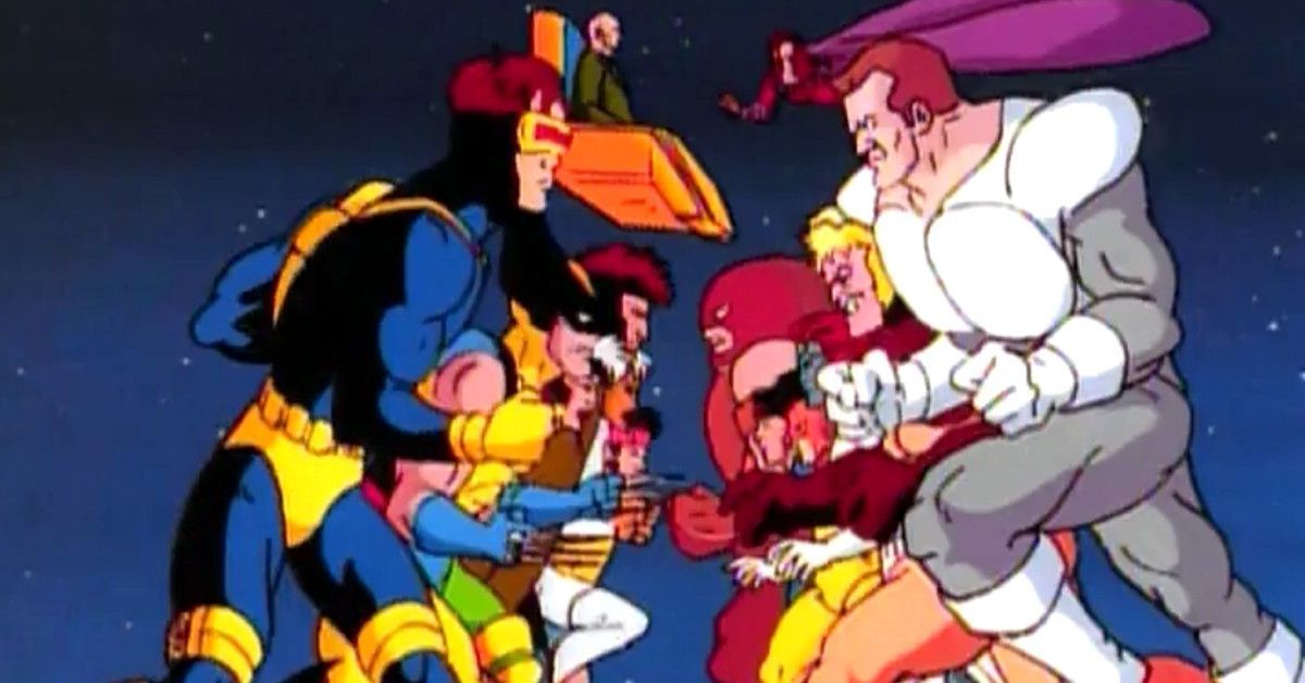 X-Men the Animated Series Theme Song
