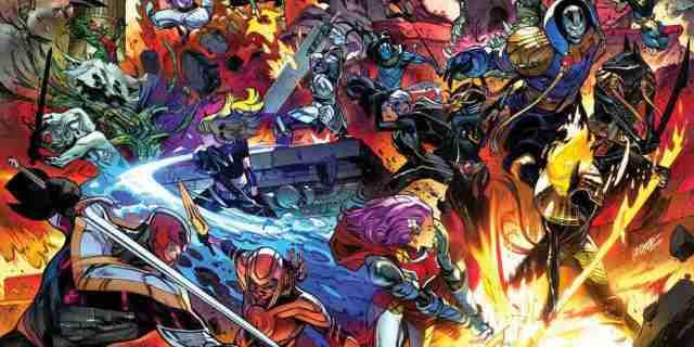 X of Swords Marvel X-Men