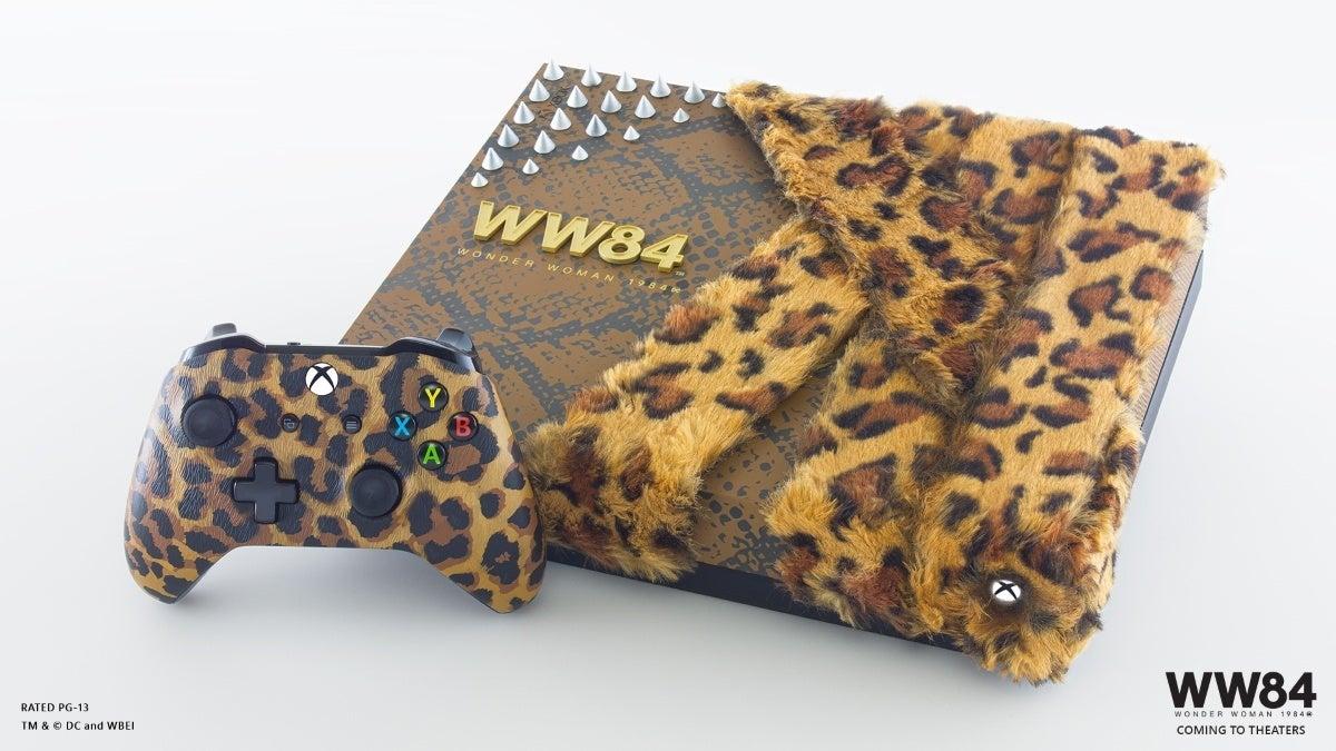 Xbox WW1984 - Barbara Minerva Xbox One X Console - 1