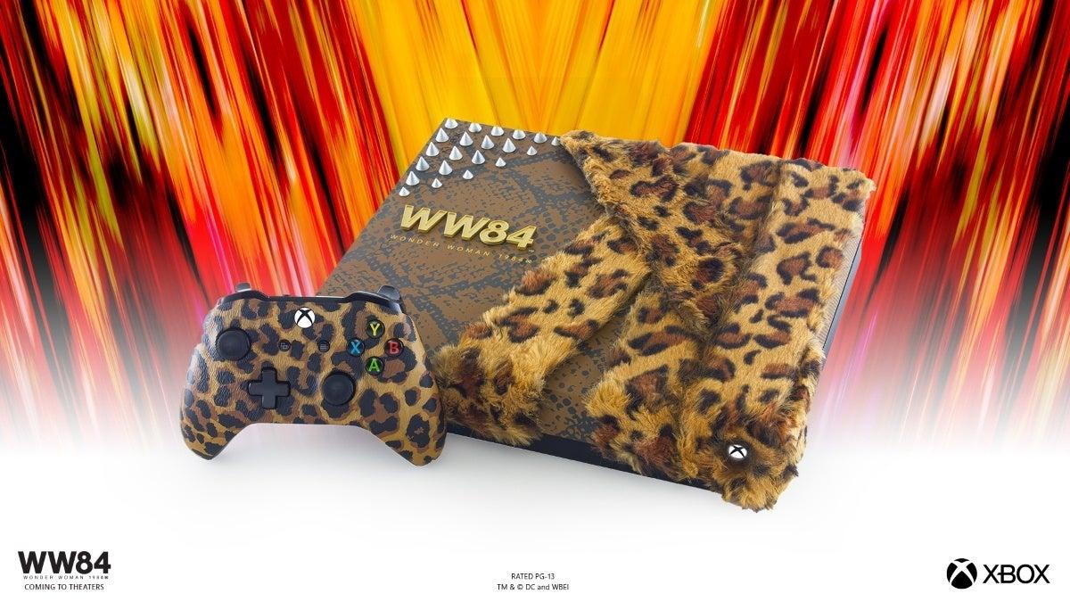 Xbox WW1984 - Barbara Minerva Xbox One X Console - 2