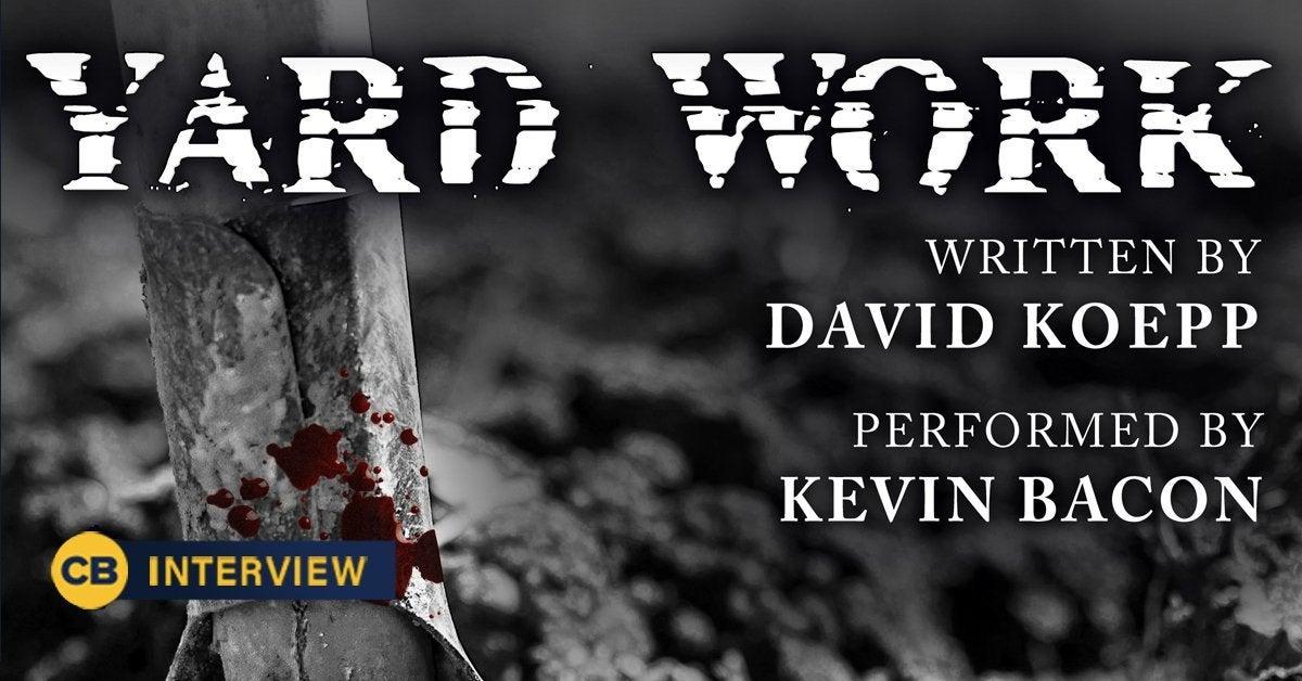 yard work audible series david koepp