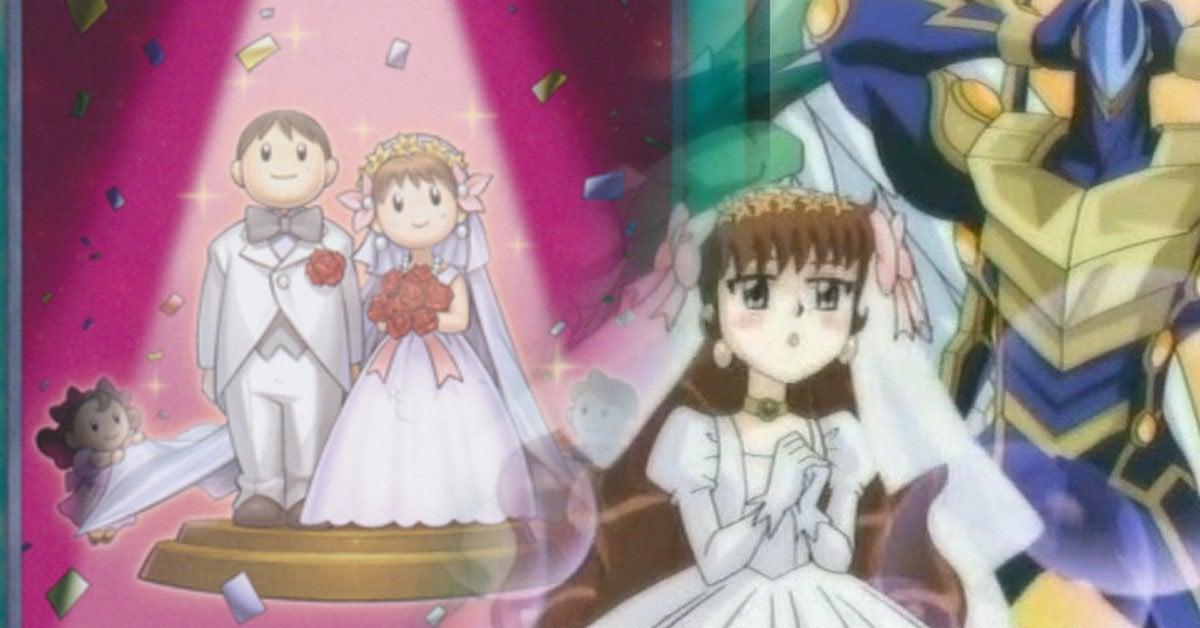 yugioh wedding